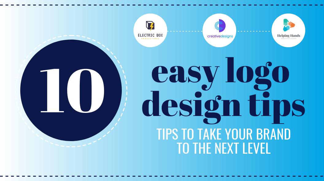 10 Logo-Design-Tipps, um deine Marke auf die nächste Stufe zu heben [+ Logo-Vorlagen]